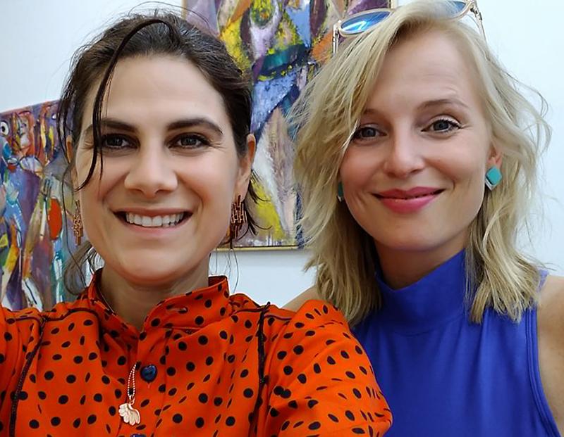 Interview mit Paulina Tsvetanova von Paulina´s Friends