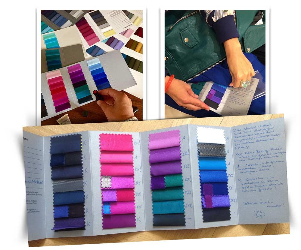LOOK AT YOU - mein Stil- und Farb Coaching im Kundentest