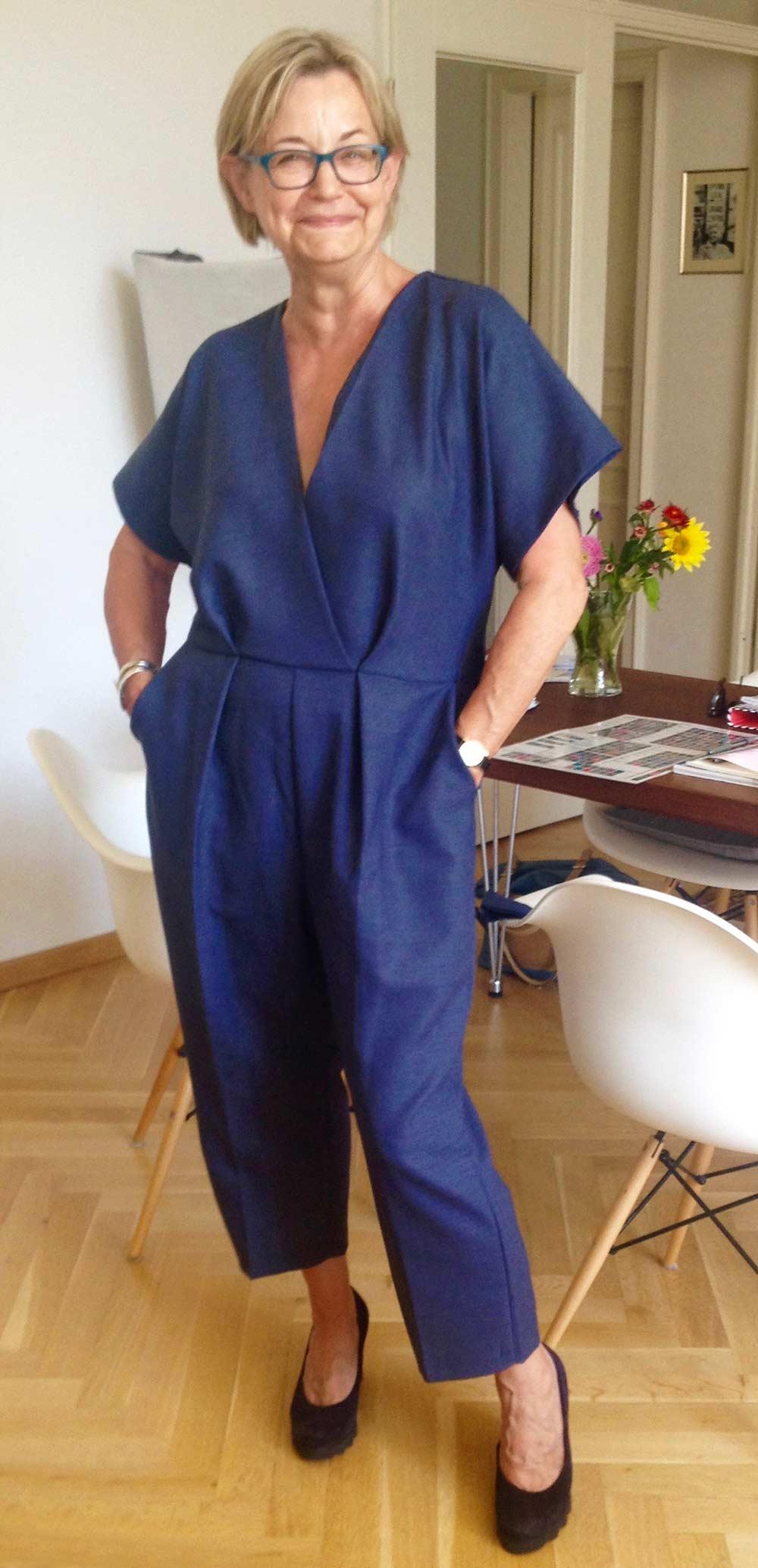 LOOK AT YOU - mein Stil- und Farb Coaching im Kundentest: Brigitte